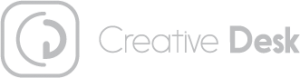Creative Desk Logo footer